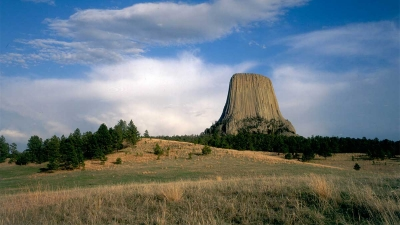 Le parc national de Devils Tower – à 30 minutes