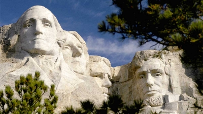 Mount Rushmore – à 2h de route