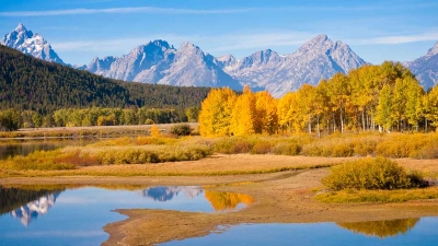 Grand Teton National Park – 8 Hours
